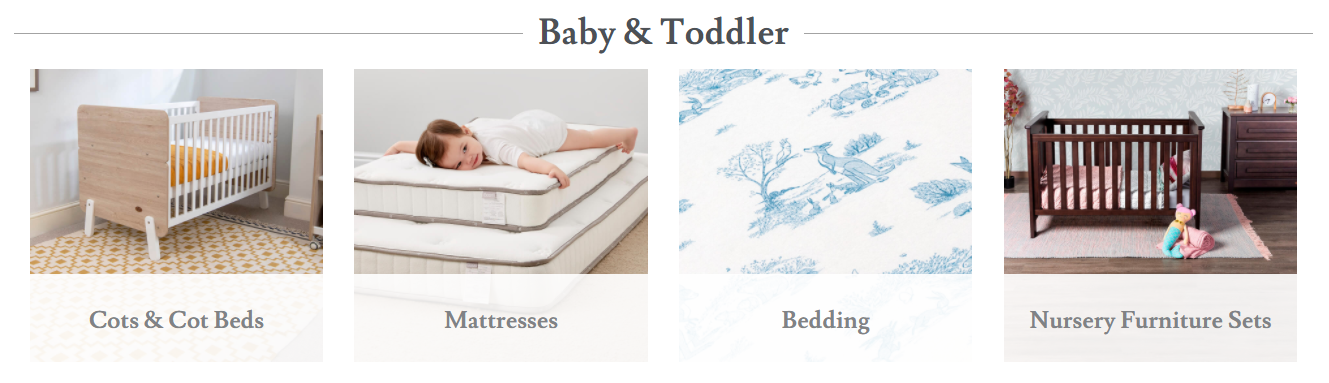 Boori Baby & Toddler Category