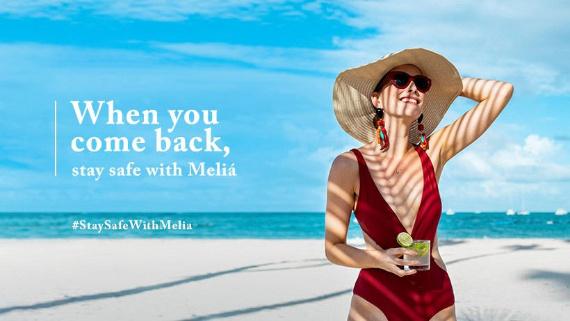 About MELIÁ Homepage