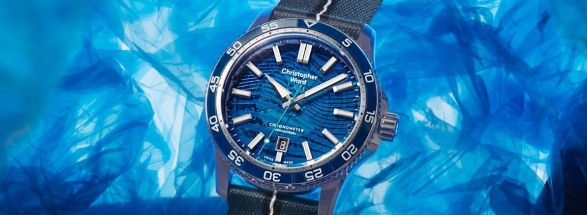 About Christopher Ward Homepage