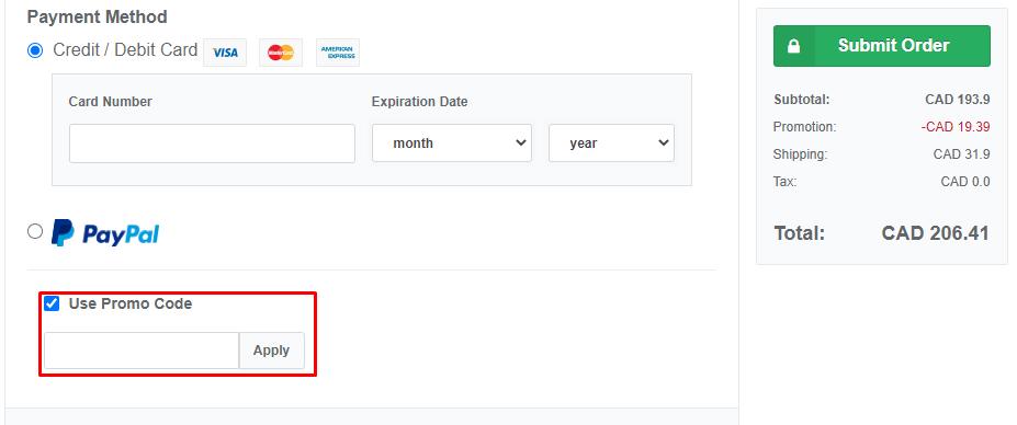 How do I use my Overstock.com promo code?