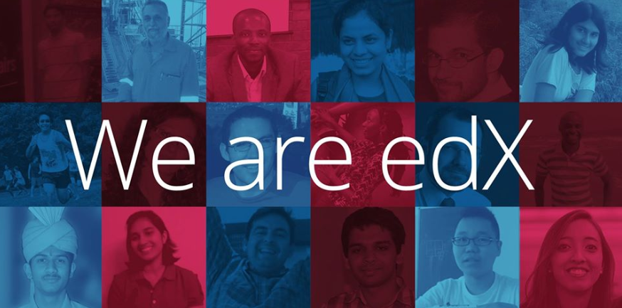 About edX Homepage