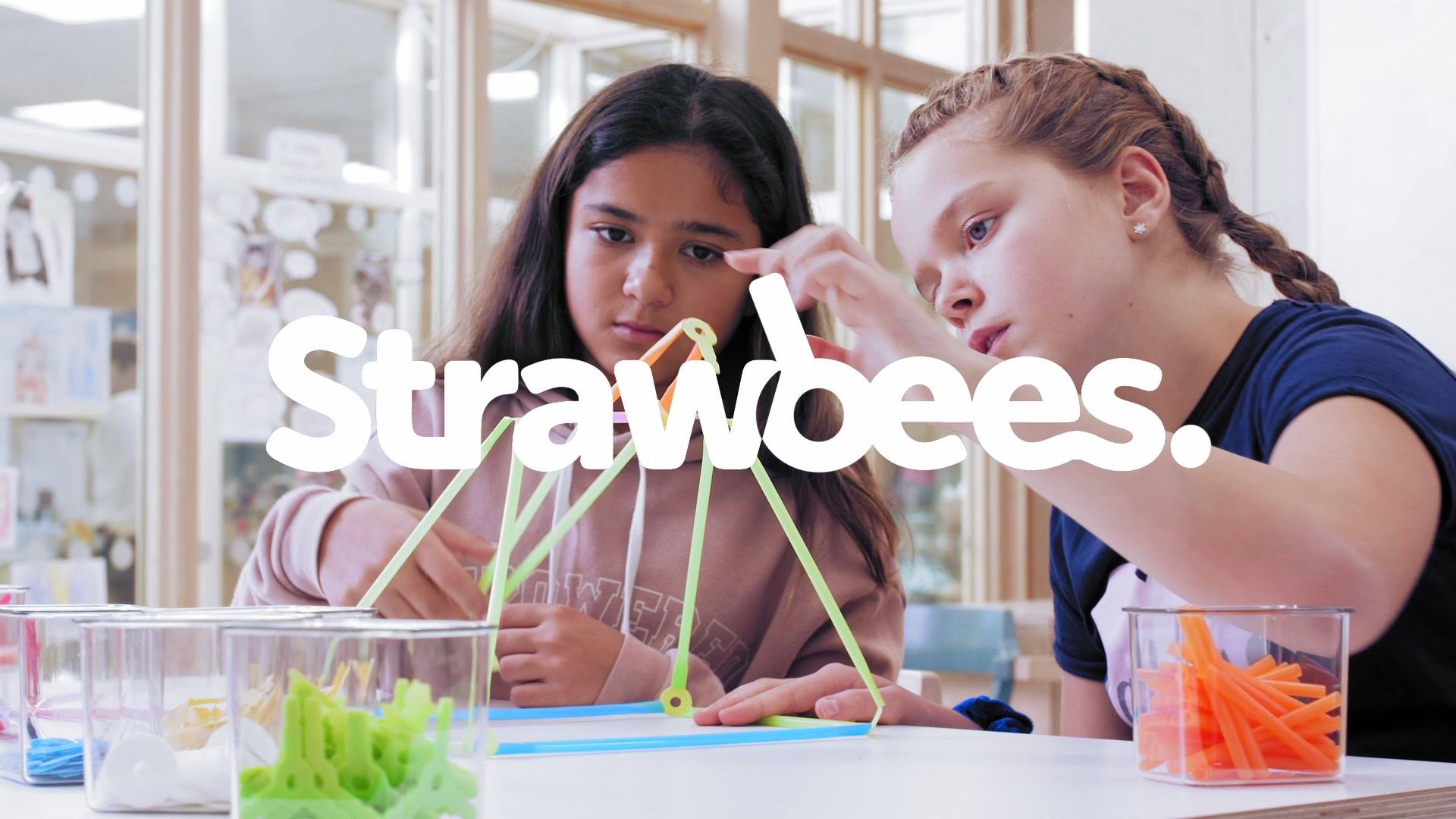 About Strawbees Homepage