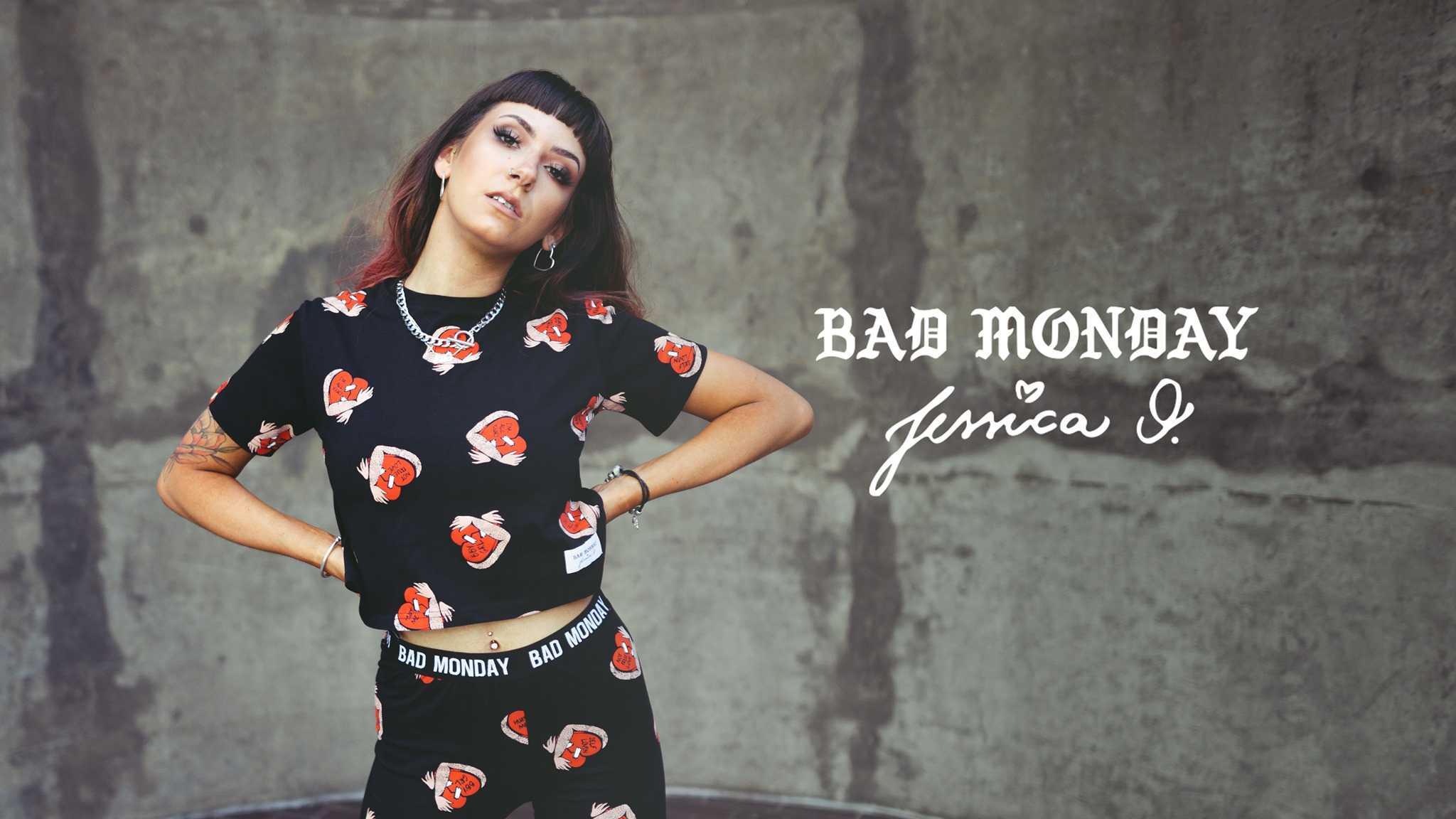 About Bad Monday Apparel Homepage