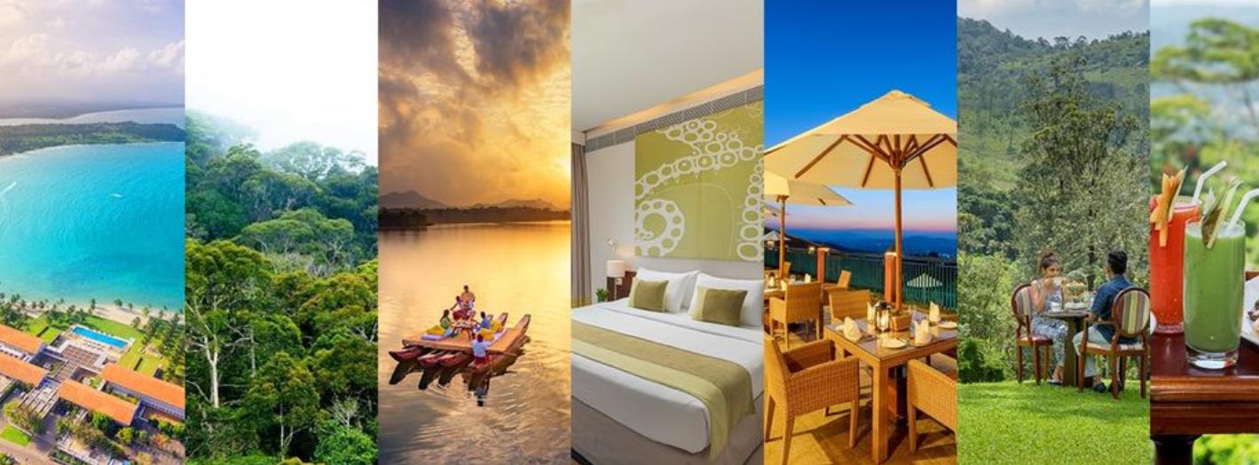 About Amaya Resorts & Spas Homepage