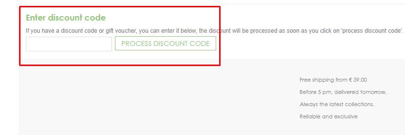How do I use my SokShop discount code?