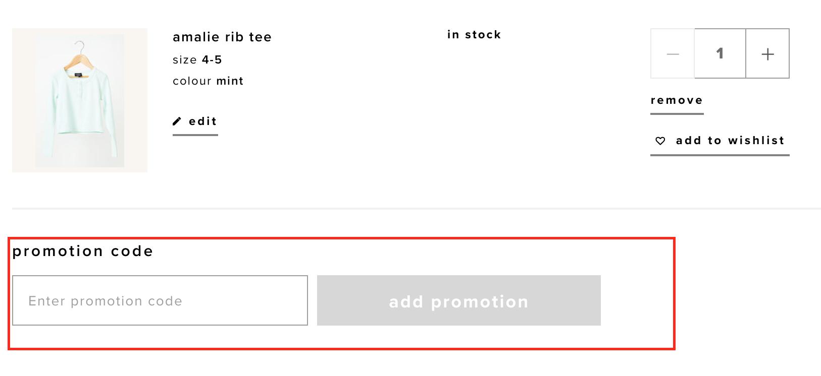 Bardot Junior Promotion Code