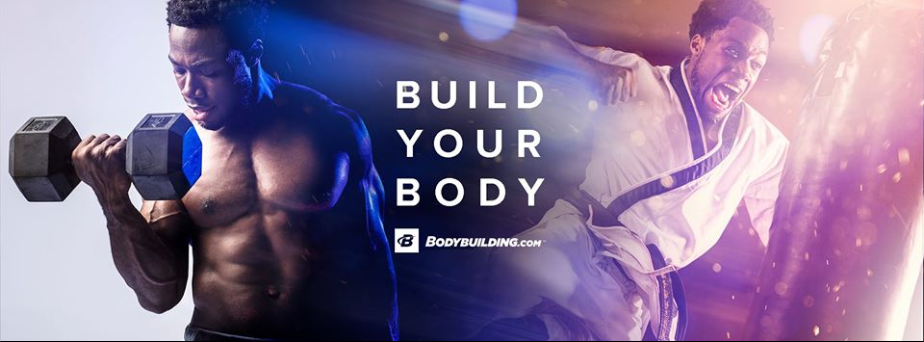 About Bodybuilding.com Homepage