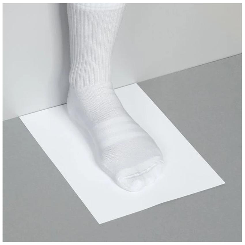 Aber Shoes 1 Foot Measurements