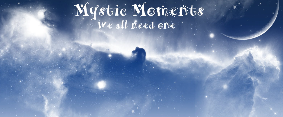 About Mystic Moments homepage