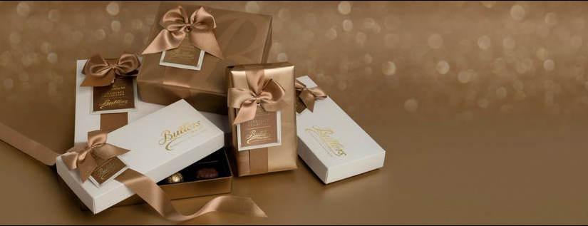 About Butlers Chocolate homepage