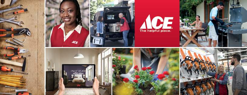 About Ace Hardware Homepage
