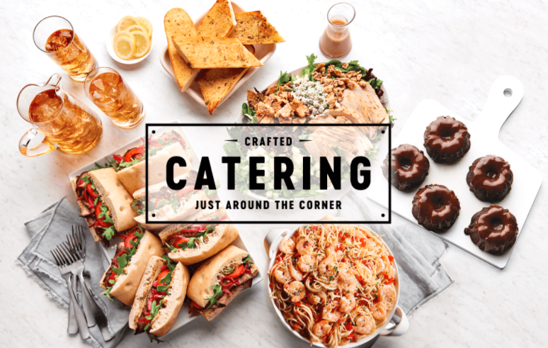 About Corner Bakery Homepage