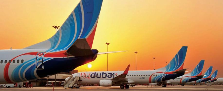 About flydubai Homepage