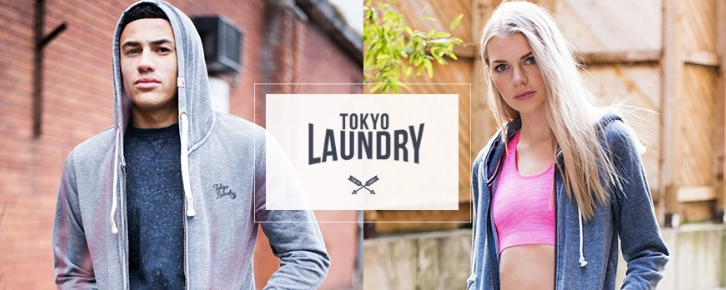 Tokyo Laundry about us