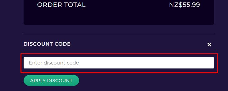 How do I use my CDkeys discount code?