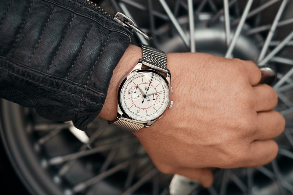 About Vintro Watches Homepage
