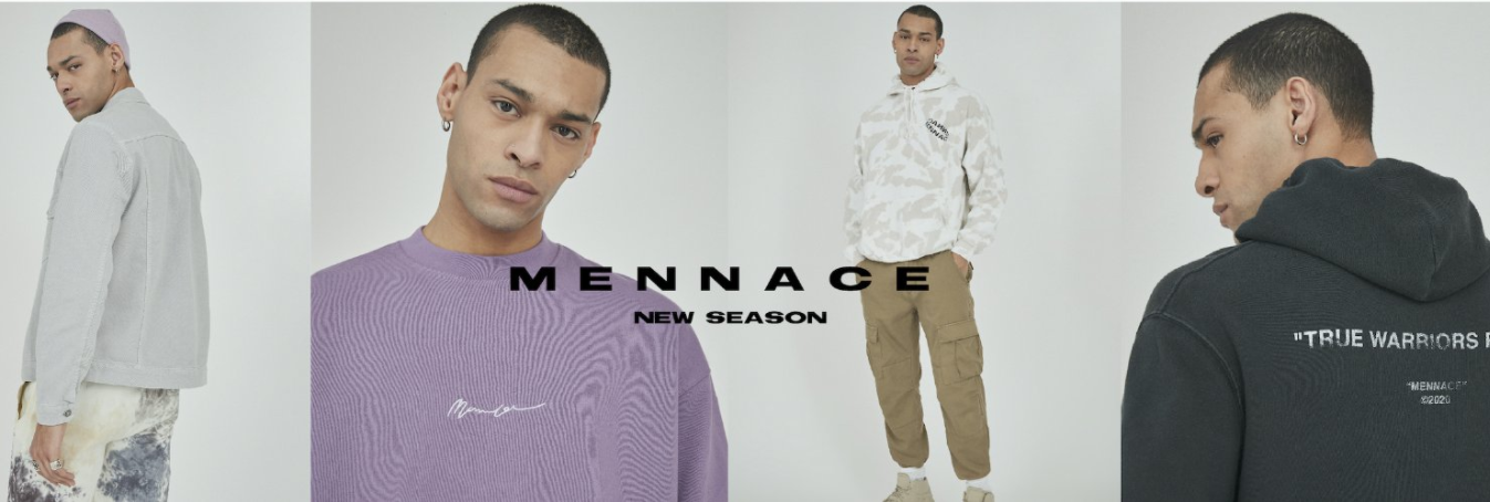 About MENNACE Homepage