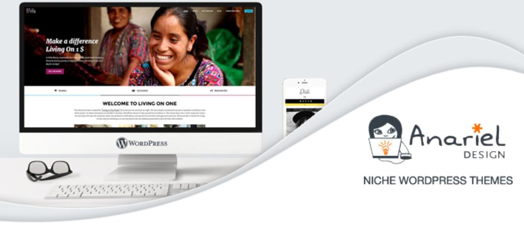 About Anariel Design Homepage
