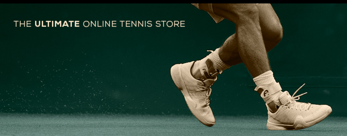 About Tennis Warehouse Homepage