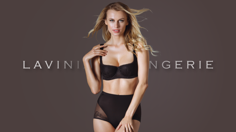About Lavinia Lingerie Homepage