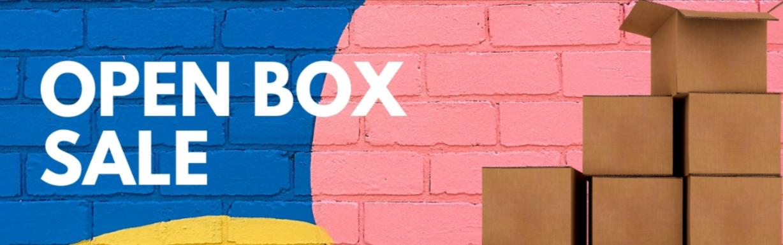 Samuel Johnston Open Box Sale