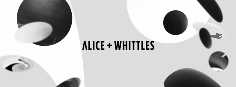 About Alice + Whittles Homepage