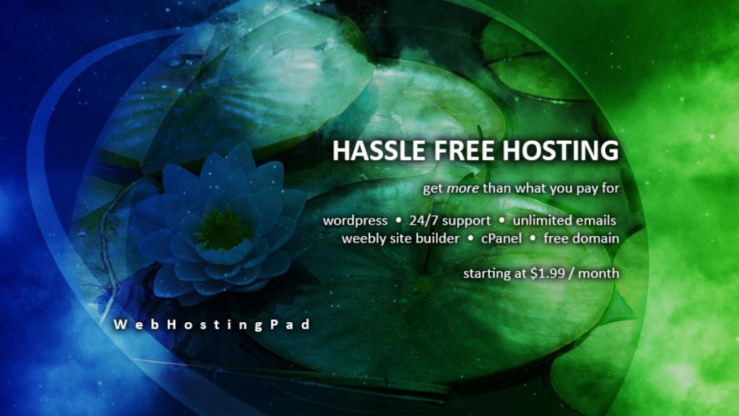 About WebHostingPad Sales