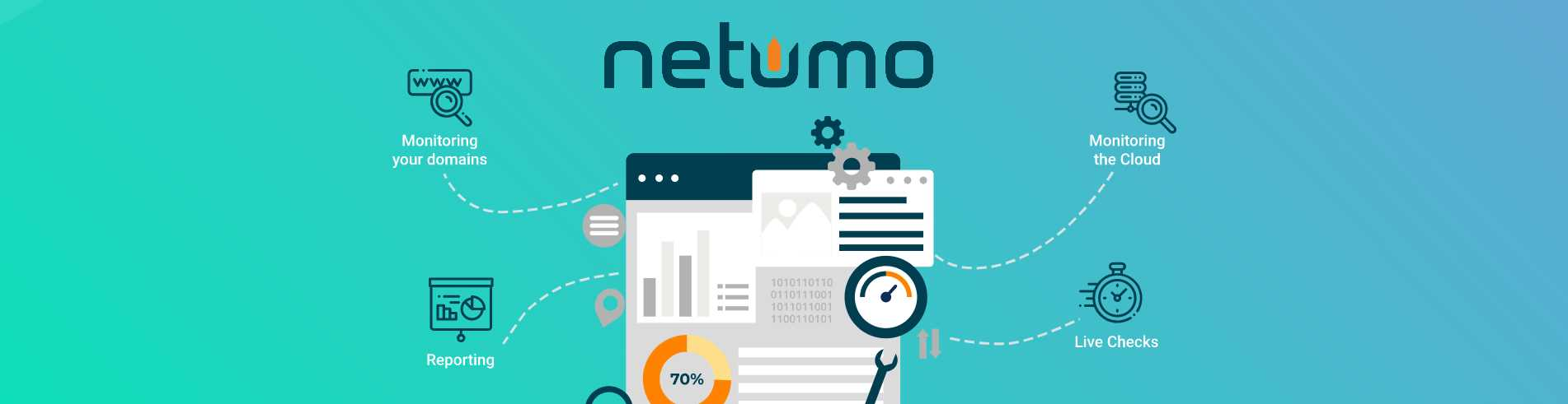 About Netumo Homepage