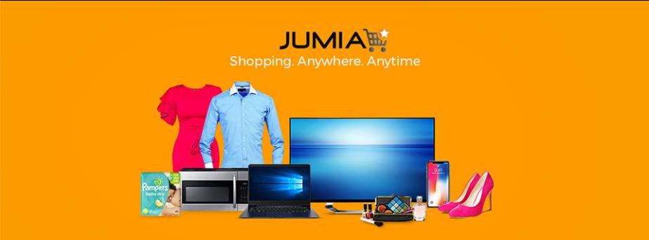 About Jumia Homepage