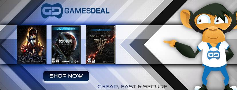 About GamesDeal Homepage
