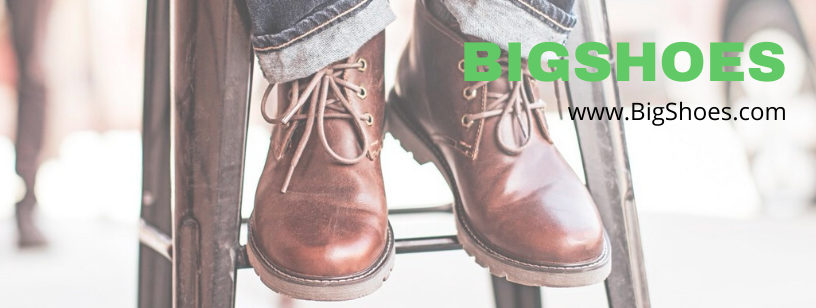 About Big Shoes Homepage