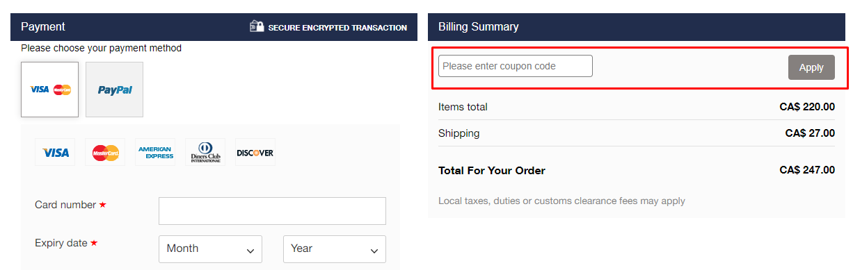How do I use my Faherty coupon code?