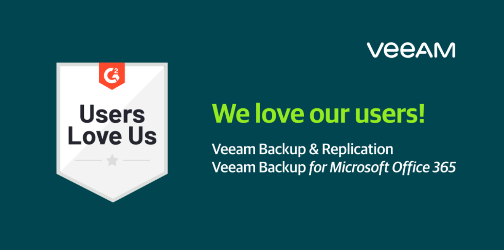 About Veeam Homepage