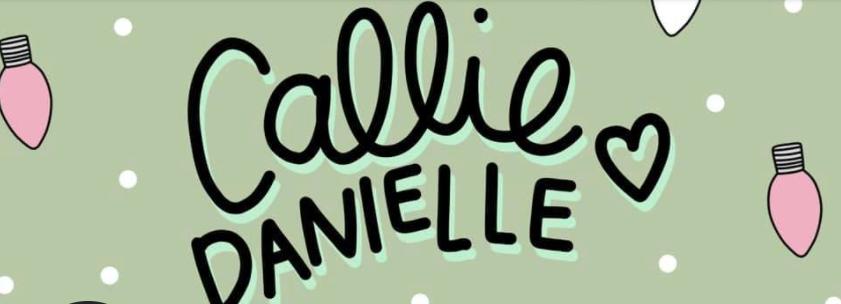 About Callie Danielle Homepage