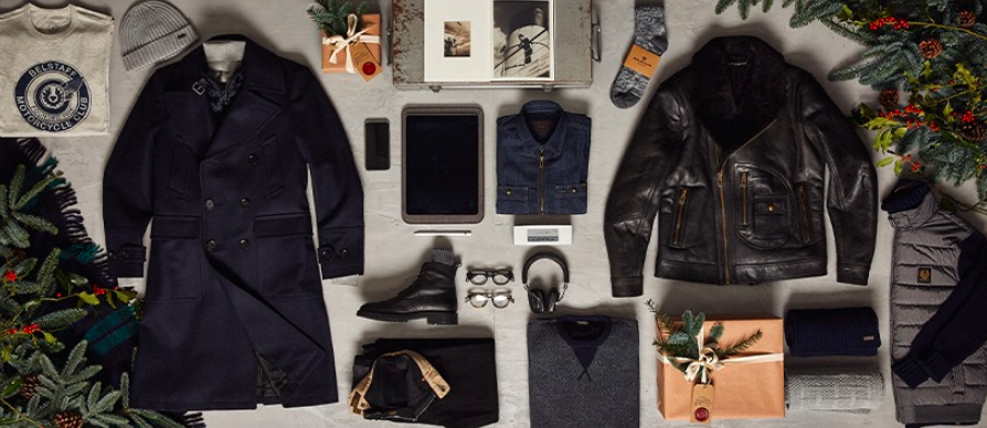 About Belstaff Homepage