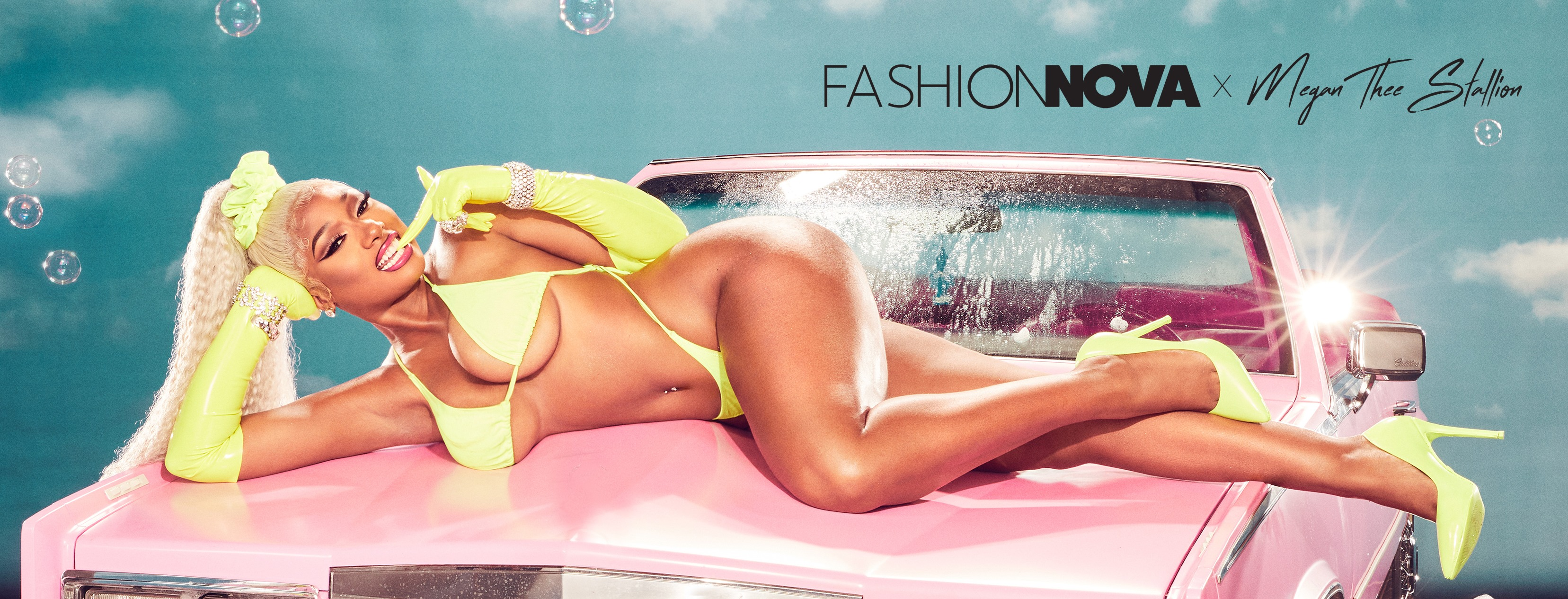 About Fashion Nova Homepage