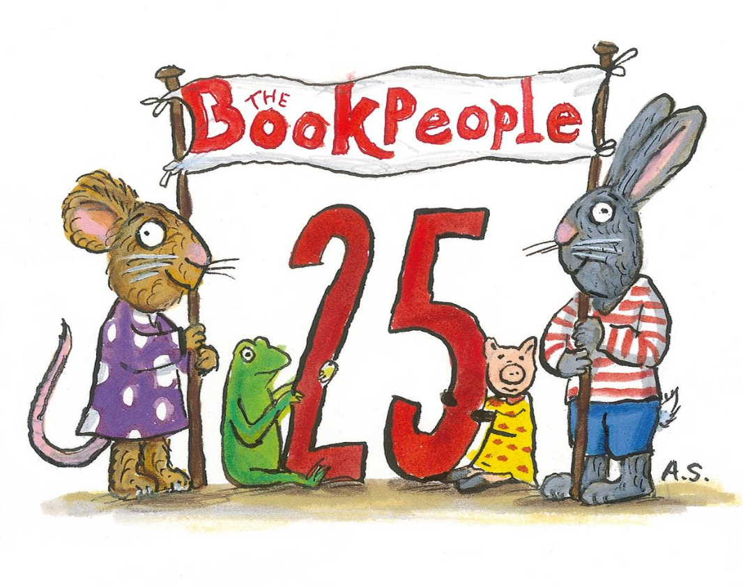 About Book People homepage
