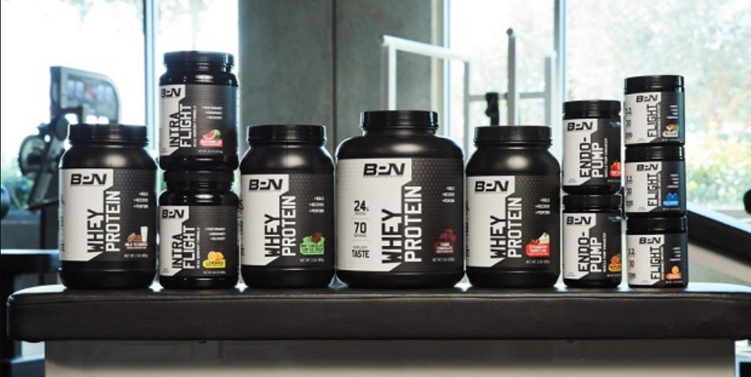 About BARE PERFORMANCE NUTRITION