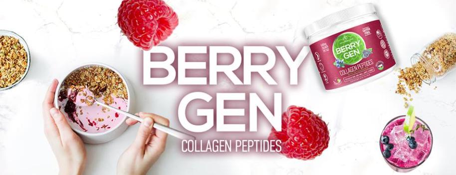 About Berry Gen Restore Homepage