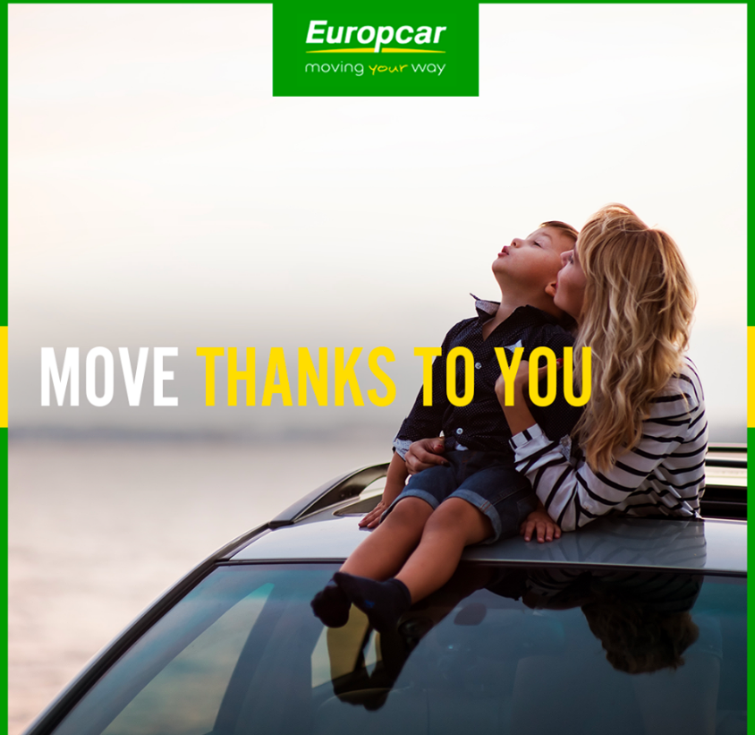 About Europcar Homepage