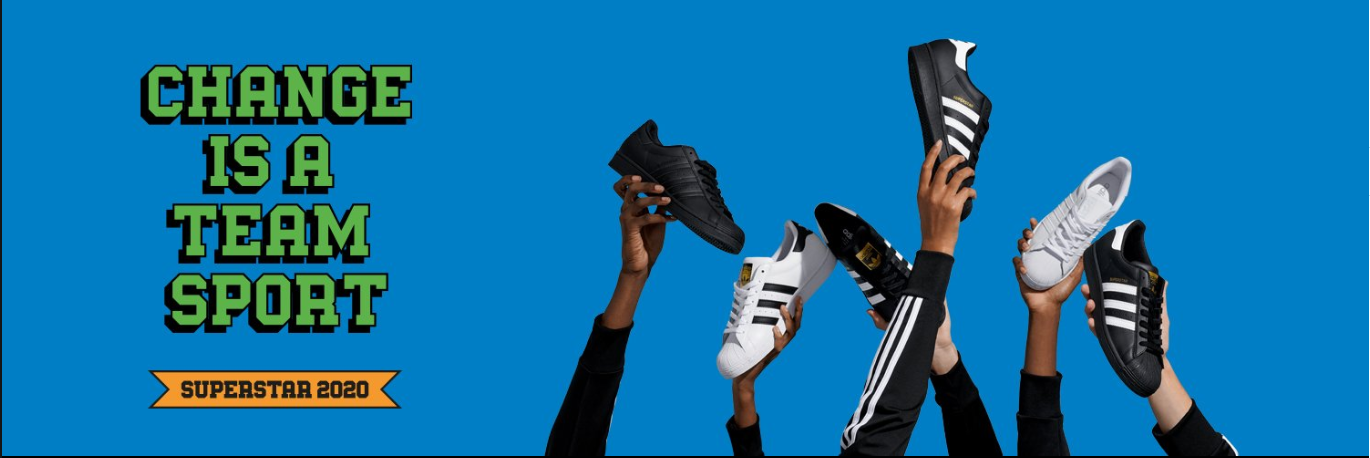 About Adidas Homepage