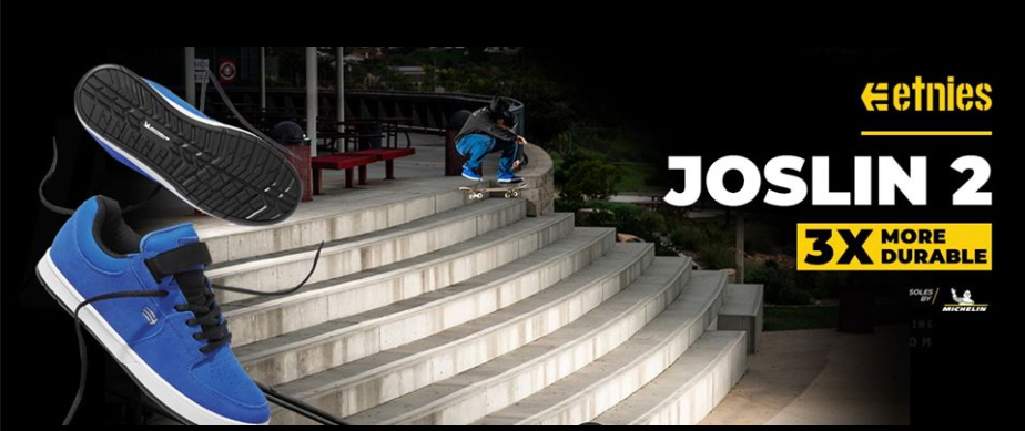 About etnies Homepage