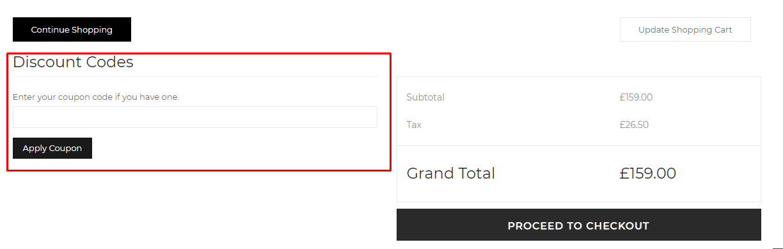 How do I use my Kappa discount code?