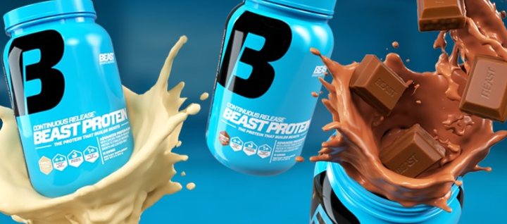 About Beast Sports Nutrition homepage