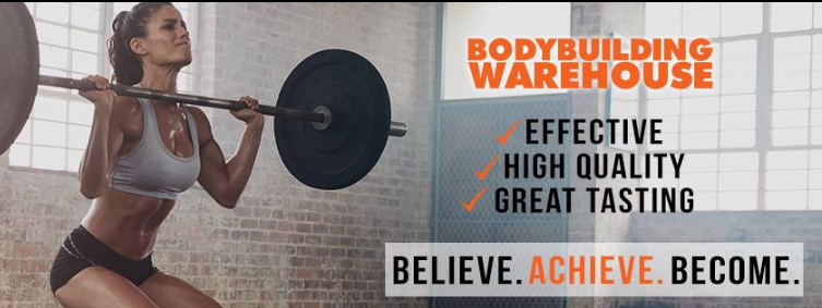 About Bodybuilding Warehouse homepage