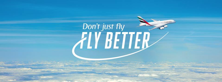 About Emirates Homepage