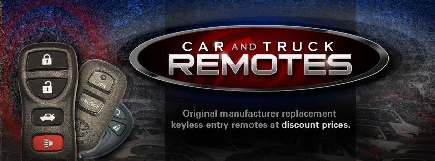 About CarAndTruckRemotes