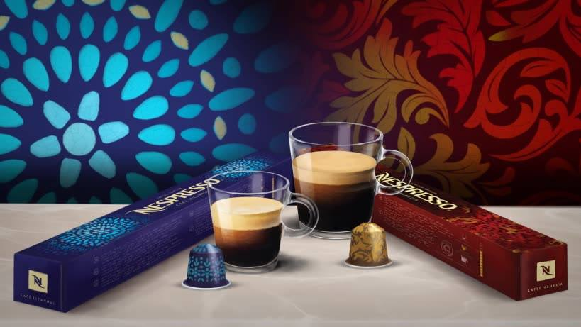 About Nespresso Homepage