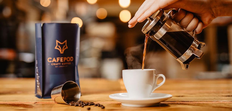 CAFEPOD Homepage