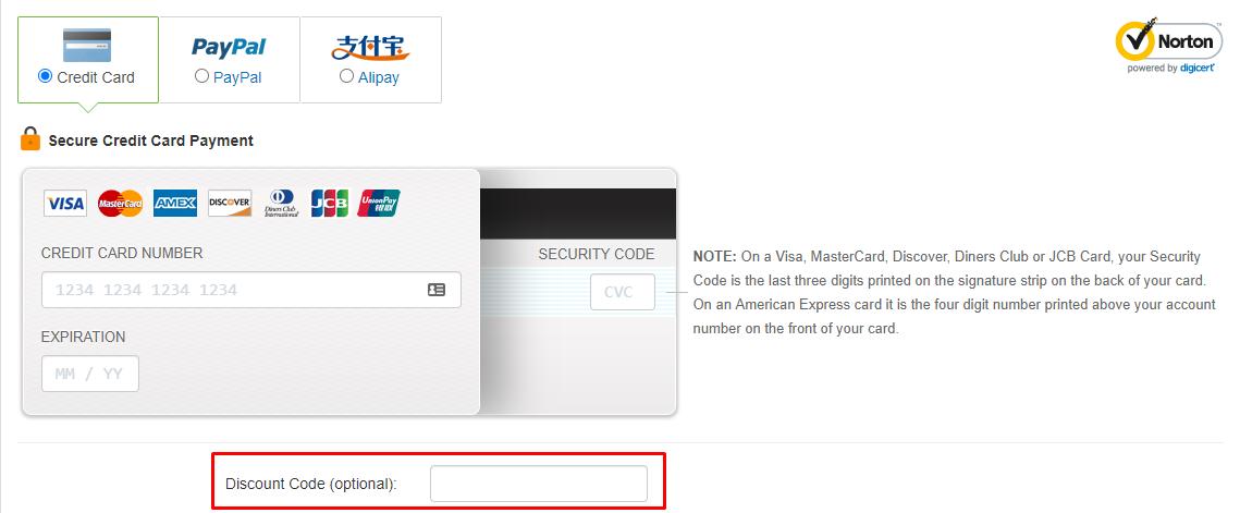 How do I use my Scribendi discount code?